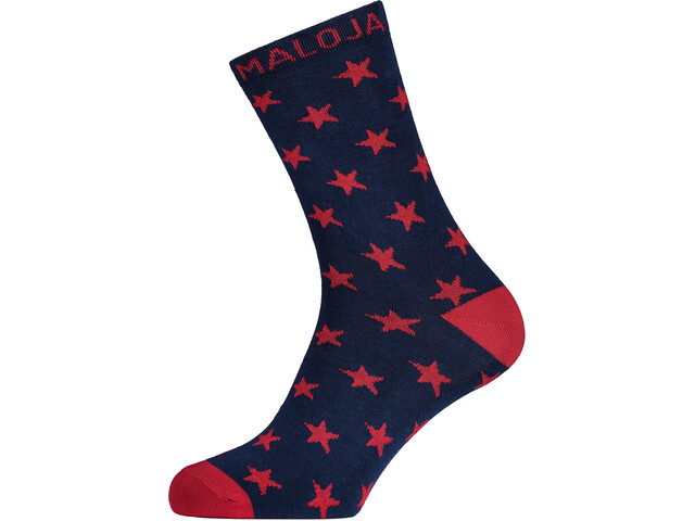 Maloja AcquarossaM. Socken night sky